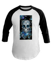 DAY OF THE DEAD PHONECASE Baseball Tee thumbnail