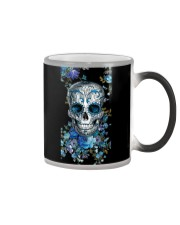 DAY OF THE DEAD PHONECASE Color Changing Mug thumbnail