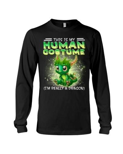 DRAGON HUMAN COSTUME