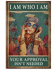 I AM WHO I AM 24x36 Poster front