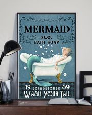 WASH YOUR TAIL 02 11x17 Poster lifestyle-poster-2