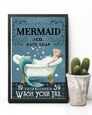 WASH YOUR TAIL 02 11x17 Poster lifestyle-poster-8