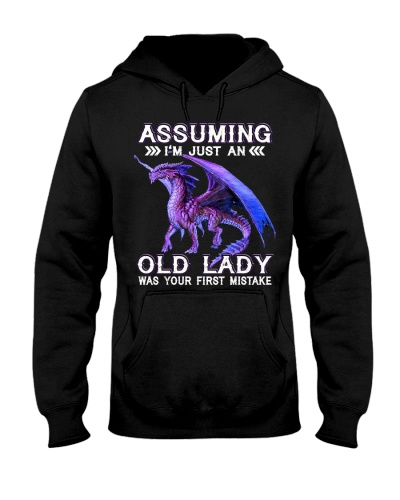ASSUMING I'M JUST AN OLD LADY