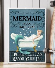 WASH YOUR TAIL 24x36 Poster lifestyle-poster-4