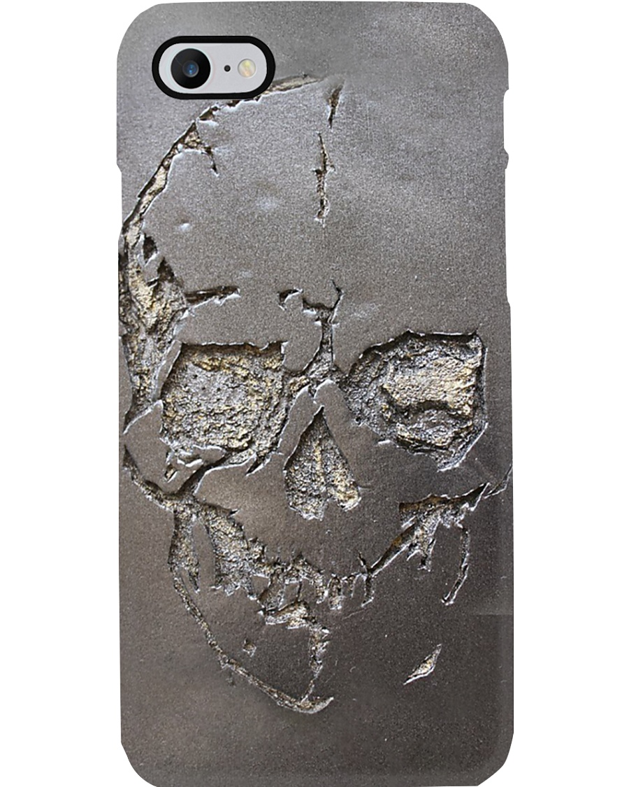 BROKEN SKULL PHONECASE Phone Case