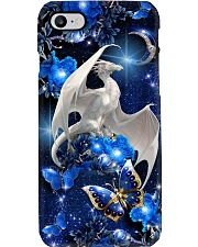 BLUE DRAGON Phone Case i-phone-8-case