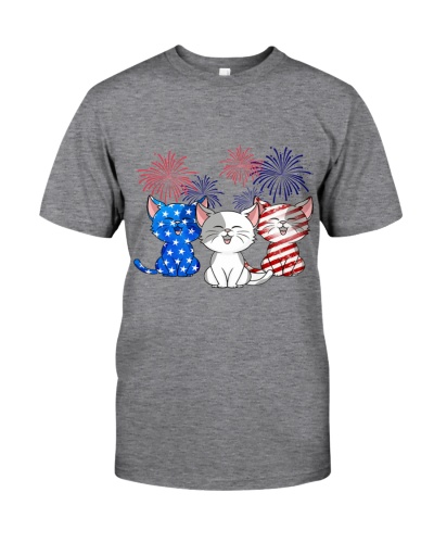 CATS CELEBRATE JULY 4TH