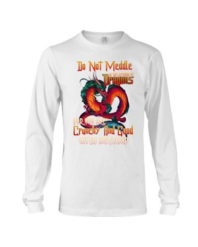 DO NOT MEDDLE