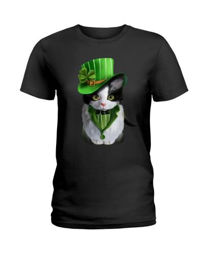 CAT GREEN HAT