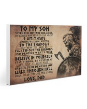 NEVER FEEL THAT YOU ARE ALONE 30x20 Gallery Wrapped Canvas Prints thumbnail