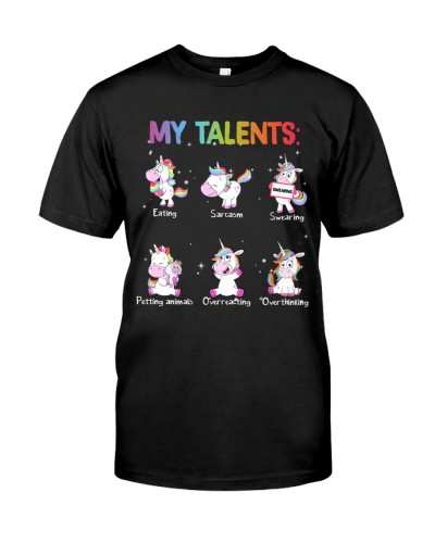 UNICORN MY TALENTS