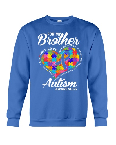 For my brother autism awareness