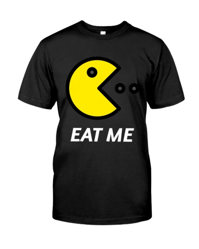 Eat Me Funny Gamer Shirt