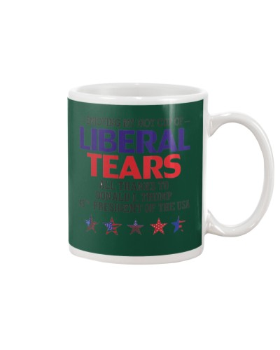 Hot Cup of Liberal Tears Coffee Mug