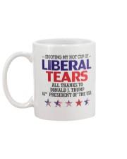 Hot Cup of Liberal Tears Coffee Mug Mug back