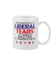 Hot Cup of Liberal Tears Coffee Mug Mug thumbnail