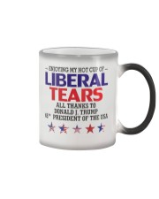Hot Cup of Liberal Tears Coffee Mug Color Changing Mug thumbnail
