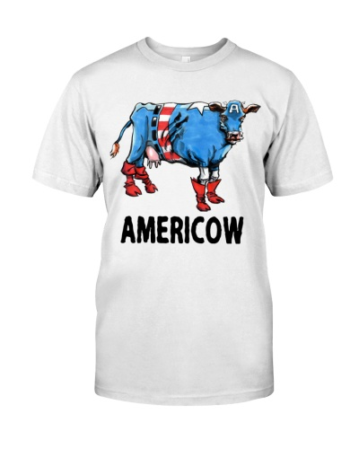 Americow - Cow Shirts