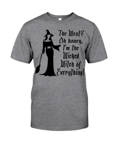 Wicked witch of the west shirt