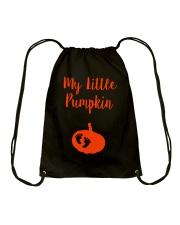 Halloween - Last Day To Order Drawstring Bag thumbnail