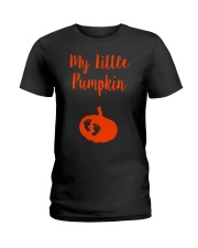 Halloween - Last Day To Order Ladies T-Shirt front
