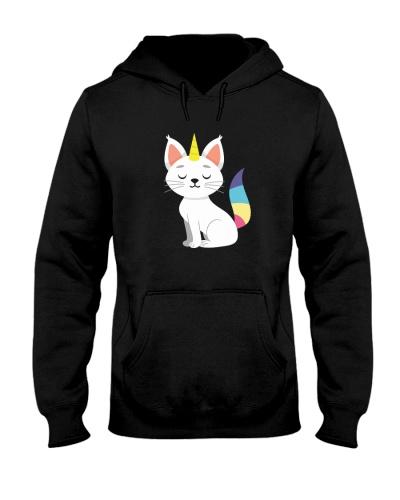 Cat Rainbow Unicorn Shirts