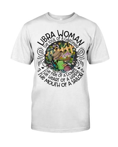 Libra Woman The Soul Of A Gardener