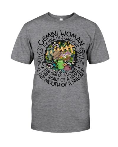 Gemini Woman The Soul Of A Gardener