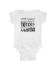 A GIFT FOR KIDS WHO LOVE MAMA - ORDER NOW Onesie thumbnail