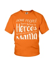 A GIFT FOR KIDS WHO LOVE MAMA - ORDER NOW Youth T-Shirt front