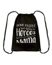 A GIFT FOR KIDS WHO LOVE MAMA - ORDER NOW Drawstring Bag thumbnail