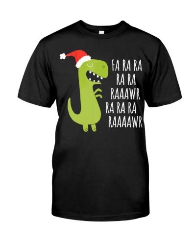 Dinosaur Fa Ra Ra Rawr Rawr