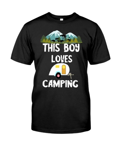This Boy Loves Camping RV Trailer Tiny House