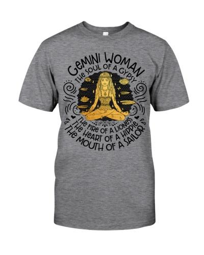 Gemini Woman The Soul Of A Gypsy