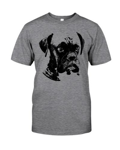 Boxer dog t shirts