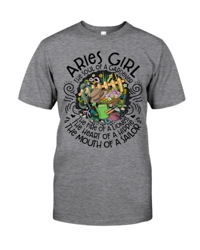 Aries Girl The Soul Of A Gardener
