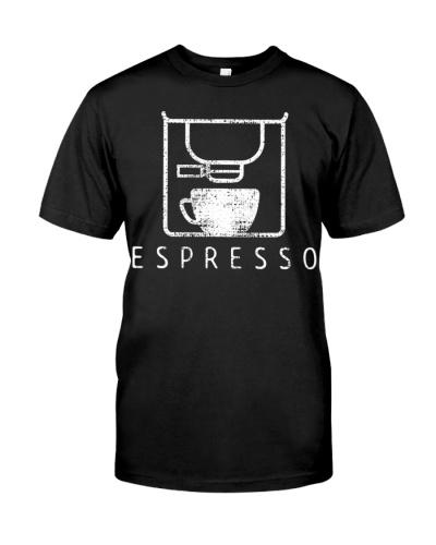 Espresso Coffee T-Shirt