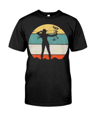 Bow Hunting Archery T-Shirt