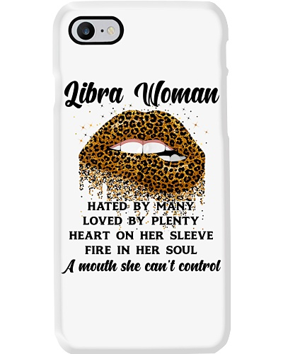 Libra woman hated by many - Leopard lips mouth