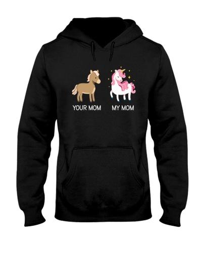 Your Mom My Mom - Unicorn Shirts