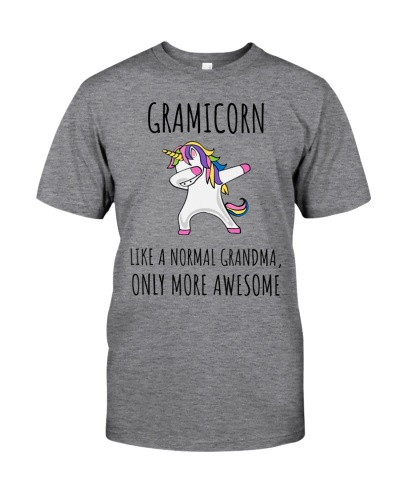 Gramicorn Like A Normal Grandma Only More Awesome