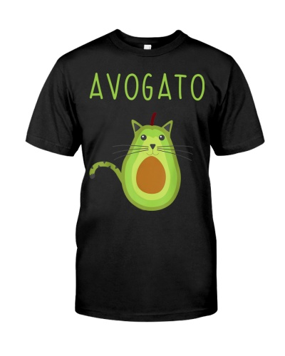Avogato shirt - Avocado cat shirt - Cinco de mayo