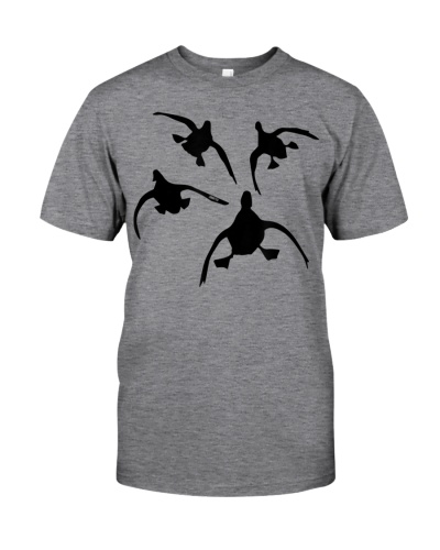 Duck Hunting T Shirt