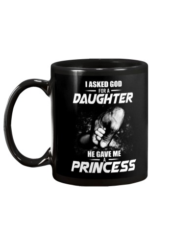 He Gave Me A Princess