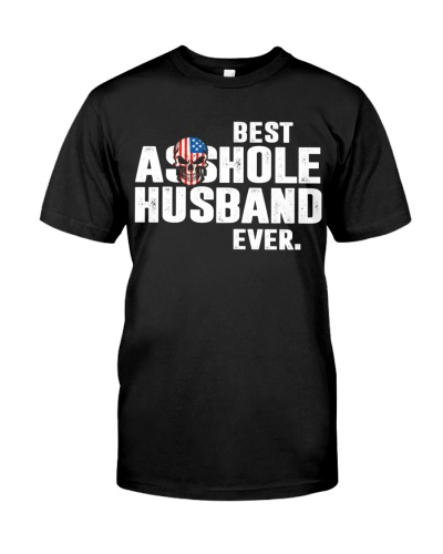 Funny Husband And Wife Shirts - Best Husband Ever