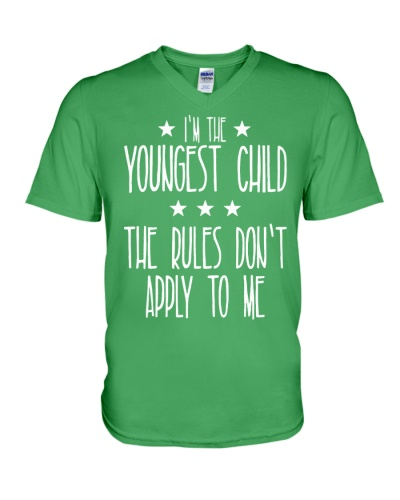 Youngest Child The Rules Don't Apply Me