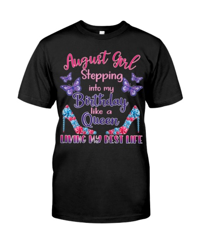Womens August Birthday Gift For Women Girl