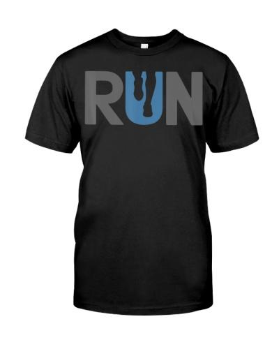 Half Marathon Shirt Running Training Runner