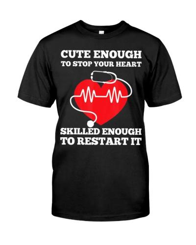 Nurse Shirt- Nurse Gift - Funny Nurse T-Shirt