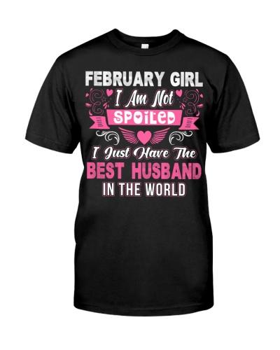 February girl I am not spoiled